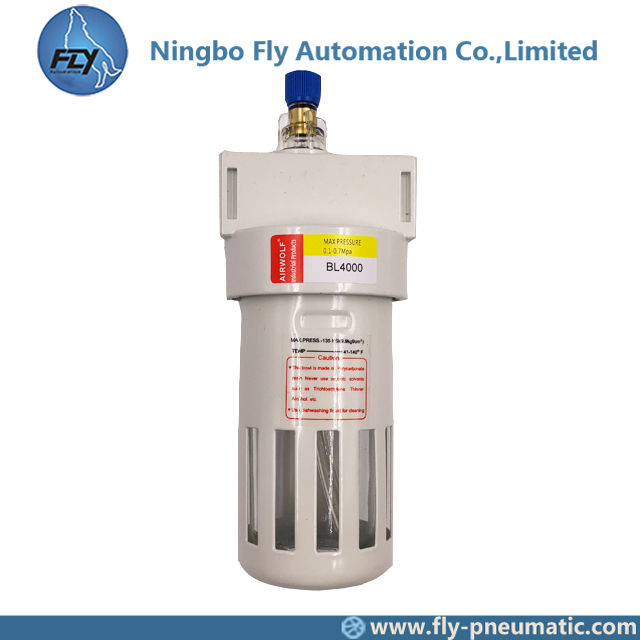 BL4000 precision Airtac group unit DN15 Air source BR series Pneumatic Components Lubricator