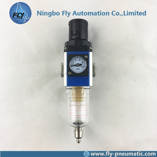 GFR300-08 GFR300-10 GFR300-15 automatic air Airtac precision GFR series Aluminum alloy Filter Regulator