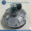 "DMY-Ⅱ-80 3"" Dust Collector Xiechang Aluminium Pulse Solenoid Valve"