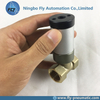 Q22HD-15 Pipe Valve PTFE Seals 2/2 Q22HD Series 1/2 inch Pipe Brass Actuator Control Valve